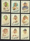 2018 TOPPS ALLEN & GINTER BASE #'s 200-350 ( STARS, ROOKIE RC's, SP'S ) U PICK!!