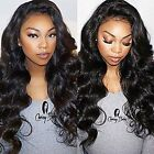 best hair for curly hair - Best Body Wave Indian Remy Lace Front Wigs Human Hair Wigs For Black Women 8-22