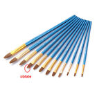 Art Brush Set Professional Paint Brushes Watercolor Acrylic Oil Painting 2 Color