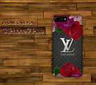 Floral Louis-Vuitton20OI8 Hard Case Cover for iPhone 6 6s 6+ 6s+ 7 7+ 8 8+ X