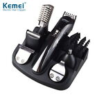 6 in 1 Rechargeable Hair Trimmer Titanium Hair Clipper Electric Shaver  HX