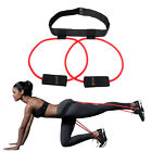 Booty Belt Band- Power Butt Exercise for Abs,Women Glute and Lower Body Muscle