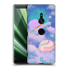 HEAD CASE DESIGNS PASTEL SPACE HARD BACK CASE FOR SONY PHONES 1