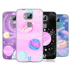 HEAD CASE DESIGNS PASTEL SPACE SOFT GEL CASE FOR HUAWEI PHONES 2