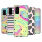 HEAD CASE DESIGNS CHARMING PASTELS SOFT GEL CASE FOR SAMSUNG PHONES 1