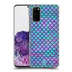 HEAD CASE DESIGNS MERMAID SCALES 2 HARD BACK CASE FOR SAMSUNG PHONES 1