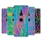 HEAD CASE DESIGNS MERMAID SCALES 2 SOFT GEL CASE FOR SONY PHONES 1