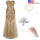 1920s Flapper Dress Great Gatsby Dresses Cocktail Wedding Gown Bridesmaid Prom