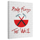Pink Floyd Band THE WALL Framed Canvas Wall Art