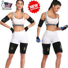 Women New Slimming Fat Burner Sweat Arm Thigh Trimmer Sport