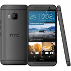 "HTC One M9 - 32GB - 20MP-  4G LTE (AT&T Unlocked ) 5.0"" Quad-core Smartphone"