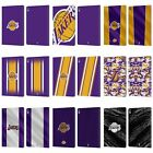 OFFICIAL NBA LOS ANGELES LAKERS LEATHER BOOK WALLET CASE COVER FOR APPLE iPAD on eBay