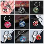 NHL American Ice Hockey League Team Keychains Silver Key Ring Pendants Gifts on eBay