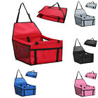 Pet Carrier Bag Folding Breathable Mesh Double Thick Waterproof Dog Cat Car Mat