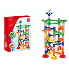 *DE Block Toys Kid Deluxe Marble Race Game Marble Run Play Set Developing Funny*