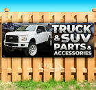 TRUCK & SUV PARTS & ACCESSORIES Advertising Vinyl Banner Flag Sign Many Sizes