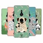 HEAD CASE DESIGNS ANIMAL WITH OFFSPRING HARD BACK CASE FOR SONY PHONES 1