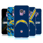 OFFICIAL NFL LOS ANGELES CHARGERS LOGO HARD BACK CASE FOR SAMSUNG PHONES 1