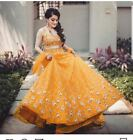 Actual Pic Lengha Choli Indian Party Wear Lehenga Lengha Choli Pakistani Sari 32