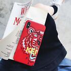 T-Mobile Cell Phone Case Tiger Head Design IMD Material Cover For iPhone 6/6S/7