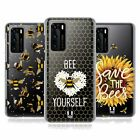 HEAD CASE DESIGNS BEES SOFT GEL CASE FOR HUAWEI PHONES