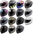 Scorpion Adult EXO-R420 Full Face Sport Motorcycle Helmet Snell DOT