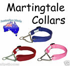 Half Check Dog Obedience Collar - Martingale 7 Colours Genuine SPRENGER Chain