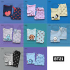BTS BT21 Official Authentic Goods Tjama Long Sleeve+pajama Pants SET Sleepwear