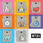 BTS BT21 Official Authentic Goods Long Sleeve T-Shirts Sleepwear pajamas pajama