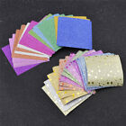 Внешний вид - 20x Square Star Shiny Origami Paper Single Sided DIY Hand Crafts Supplies 7×7cm