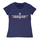 Ladies Star Wars Han Solo Kessel Run CHEWBACCA Wing Woman T Shirt IX Jedi SITH $17.53 USD on eBay