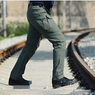 Mens Outdoor Military Urban Tactical Combat Trousers Casual Cargo Pants Hiking