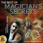 Magicians Secrets Series Learn Magic Tricks PC Windows XP Vista 7 Sealed New