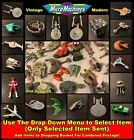 Micro Machines: Star Trek, Star Wars, Babylon 5, Helicopters, Jets, Cars +More on eBay