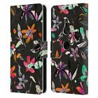 OFFICIAL NINOLA BOTANICAL LEATHER BOOK WALLET CASE COVER FOR SONY PHONES 1