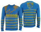 Forever Collectibles NFL Men's Los Angeles Chargers Retro Stripe Sweater $34.99 USD on eBay