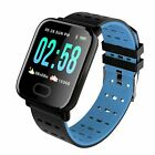 Fitness Smart Watch Activity Tracker Women Men Health Android iOS Heart Rate