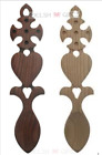 G63 - Welsh Wooden Lovespoon with Celtic Cross & Heart - Can be Engraved