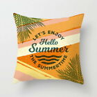 Pineapple Leaf Pillow Case Sofa Car Bed Waist Throw Cushion Cover Home Decor