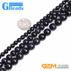 "Round Stone Blue Sandstone Beads for Jewelry Making Strand 15"" Free Shipping"