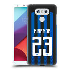 OFFICIAL INTER MILAN 2018/19 PLAYERS HOME KIT GROUP 2 BACK CASE FOR LG PHONES 1