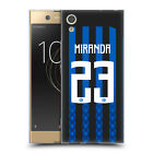 OFFICIAL INTER MILAN 2018/19 PLAYERS HOME KIT GROUP 2 GEL CASE FOR SONY PHONES 1