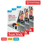 SanDisk Ultra Fit USB 3.0 16GB 32GB 64GB 128GB Flash Drive Thumb Stick Memory