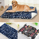 Warm and Soft Pet Bed Cushion Pad Dog Cat Cushion Cage Kennel Rest Cute Mat Home