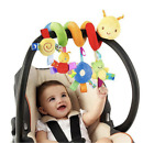 New Stroller Spiral Baby Toy for Active Car Seat Travel Hanging Toys / Rattles