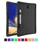 For Samsung Galaxy Tab S4 10.5 Inch 2018 Tablet Silicone Case Shock Proof Cover