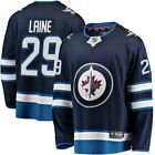 Fanatics Branded Patrik Laine Winnipeg Jets Navy Breakaway Player Jersey