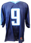 Tennessee Titans Football Steve McNair Jersey Replica Blue * Imperfect $15.99 USD on eBay