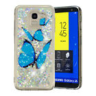 Glitter Quicksand Case Silicone Cover For Huawei Honor 7A Samsung Galaxy J4 J6