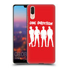 OFFICIAL ONE DIRECTION GROUP SILHOUETTE HARD BACK CASE FOR HUAWEI PHONES 1